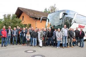 Jahresausflug 2016 Breisach
